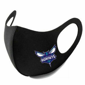 Charlotte Hornets Face Mask - Washable Face Mask